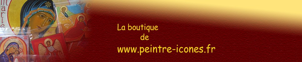 La boutique de peintre-icones.fr